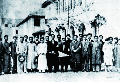 厦大抗日英烈易元勋88年前投笔从戎 校方提议为其立碑