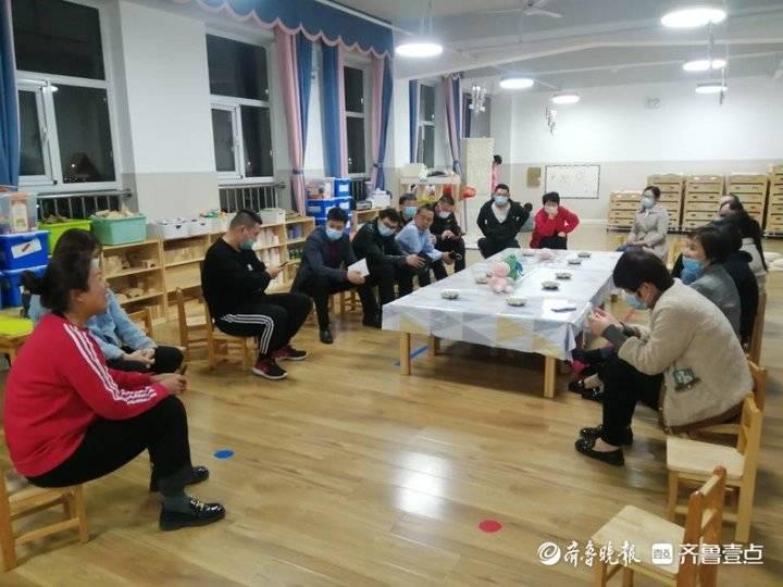 """东营区黄河幼儿园开展""""同心园""""家园读书会活动"""