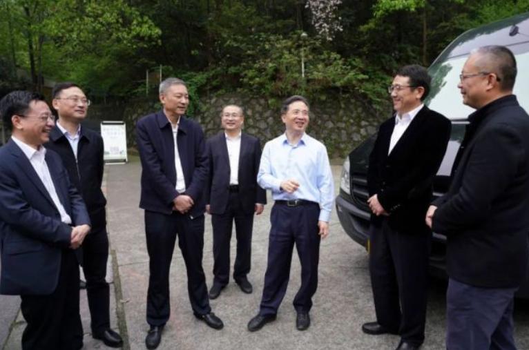 周江勇调研西湖西溪一体化发展项目推进工作