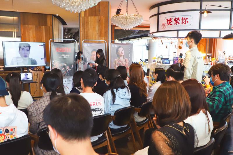 八集短剧《荒诞剧团》4月16日上线,揭开影视圈秘辛