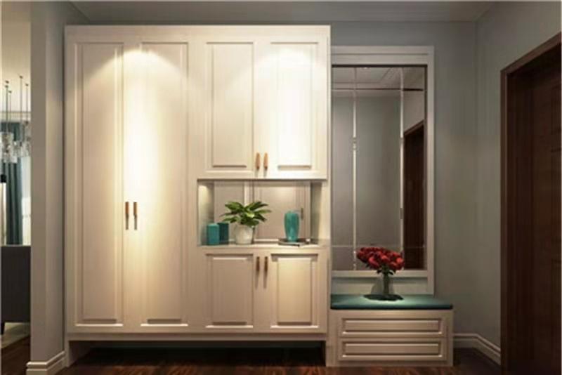 东莞装修:装修好看的房子,你家玄关有这些细节设计没?做好才用的舒服