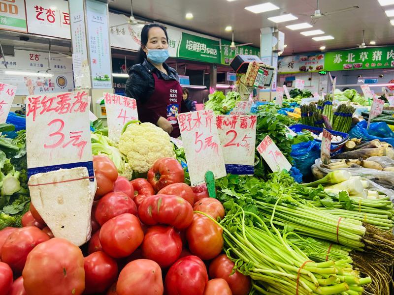 3月四川居民消费价格环比下降0.5%