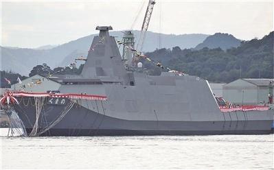 日本或向印尼出口最新导弹护卫舰