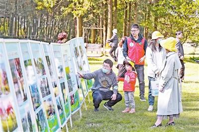 2021年安吉县野生动植物保护宣传月、爱鸟周活动启动