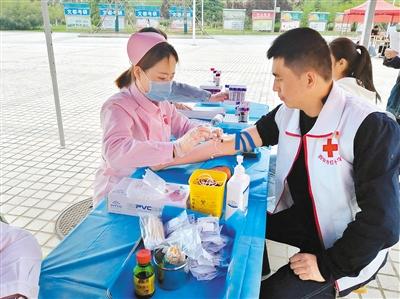 185名医学院在校生申请捐献造血干细胞