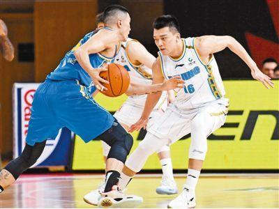 中职篮常规赛第五十六轮北京队胜福建队