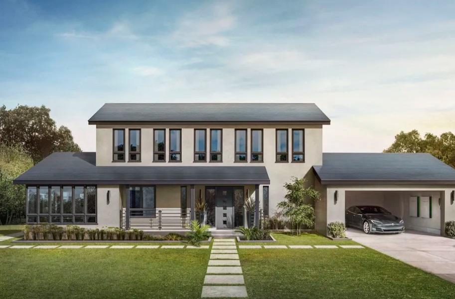 价格翻倍:特斯拉太阳能屋顶的价格由 3.5 万美元上涨至 7.5 万美元