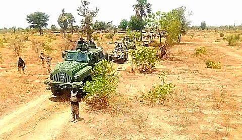 """流血的非洲雄鹰:近期尼日利亚与""""博科圣地""""的冲突情况与解析"""