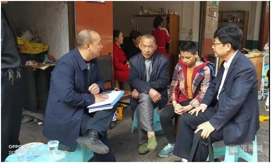 北镇中学教师商俊博:支教奉节 翻山越岭家访打动和点燃面前的孩子