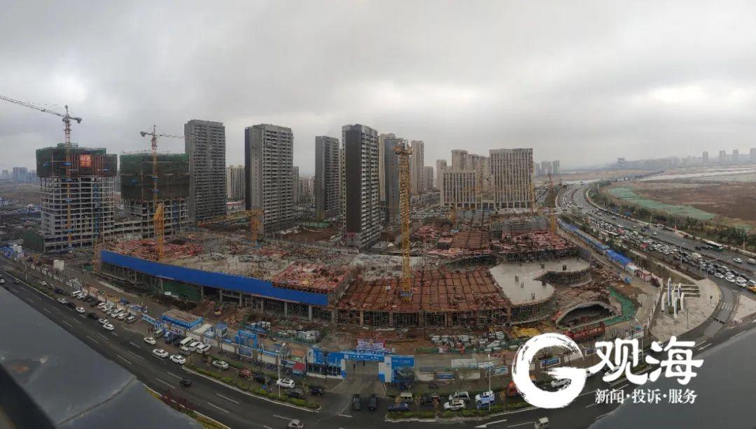青岛将添大型国际化商业综合体