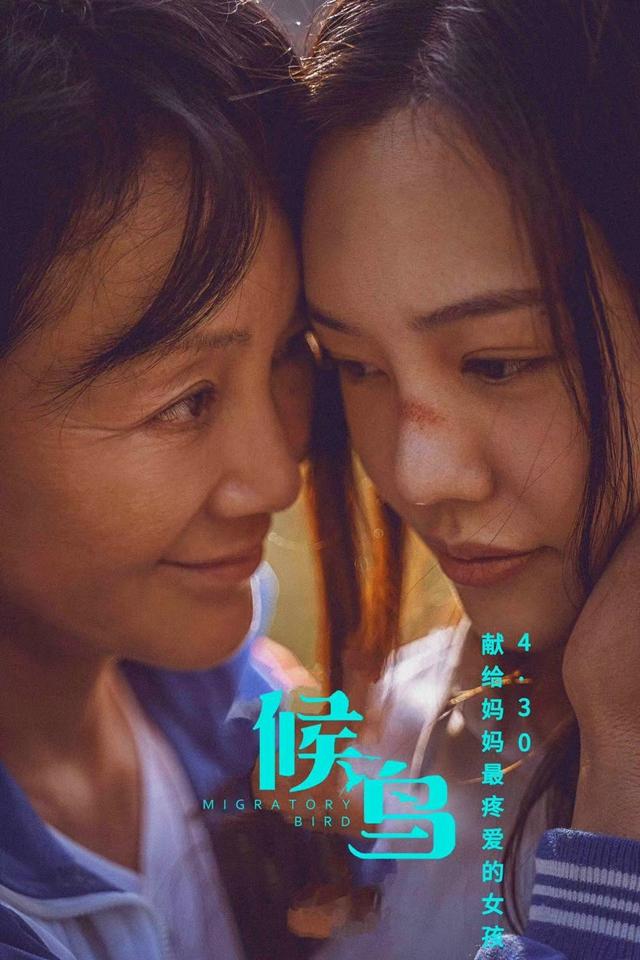 《候鸟》4月30日上映,王姬高丽雯诠释催泪母女情