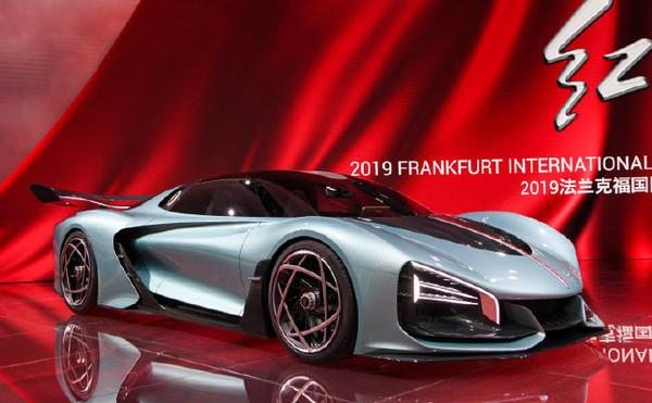 红旗S9量产版或在上海车展限量发售 百公里加速1.9秒