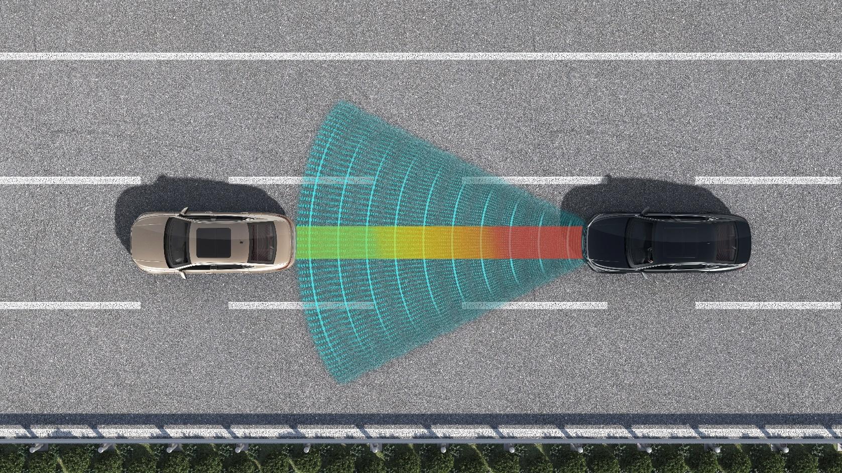 行车安全无压力 近距离体验上汽大众主动安全体系