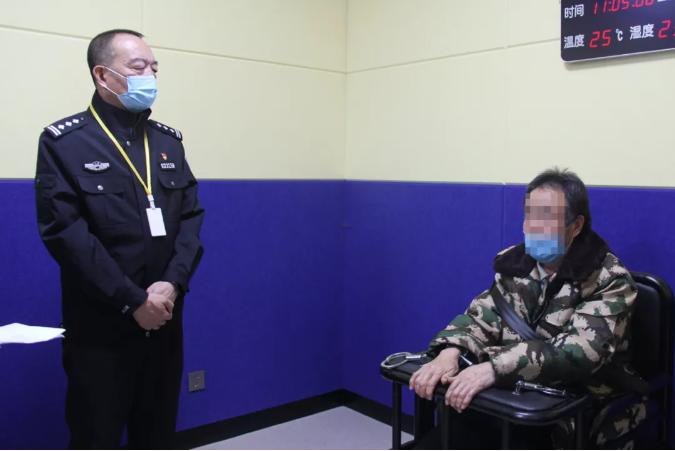 大同市灵丘县公安局成功抓获潜逃39年命案逃犯