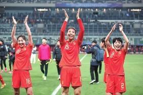 苏州姑娘李梦雯将首登奥运足球赛场!