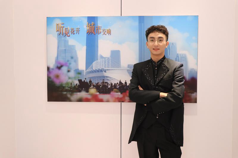 兴趣引领人生:他懂三门外语,游戏里复刻广州