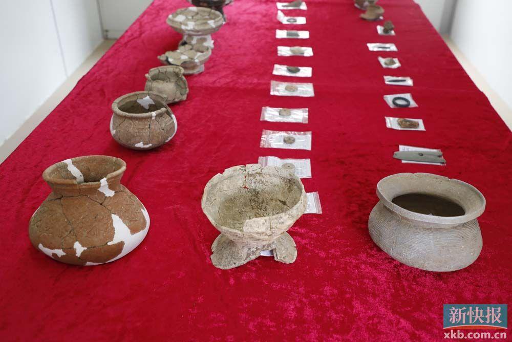 增城金兰寺发现广州最早史前遗址