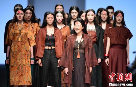 生态时尚品牌走心时装秀在深圳举行