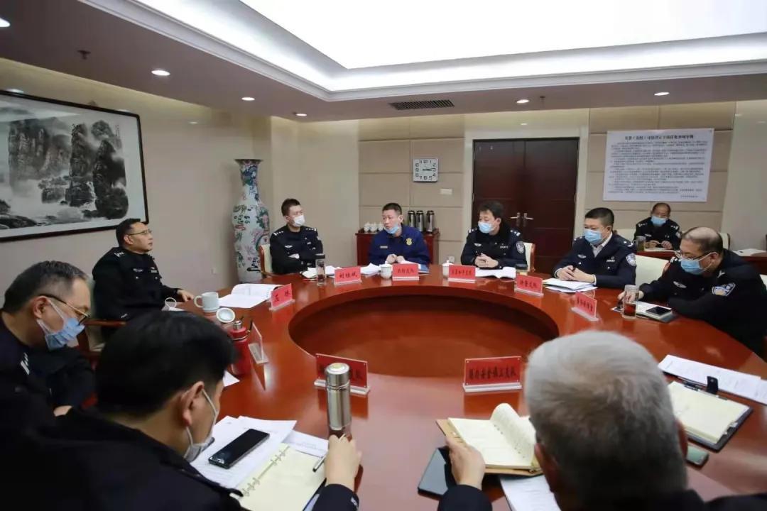 天津和平消防救援支队与公安机关深化火灾调查协作