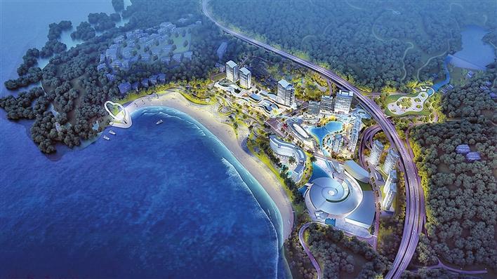 一位小梅沙建设者眼中的小梅沙 从深圳名片到世界级度假区