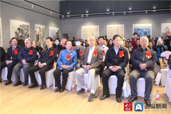 44件雕塑无偿赠家乡 张得蒂雕塑艺术馆今日开馆