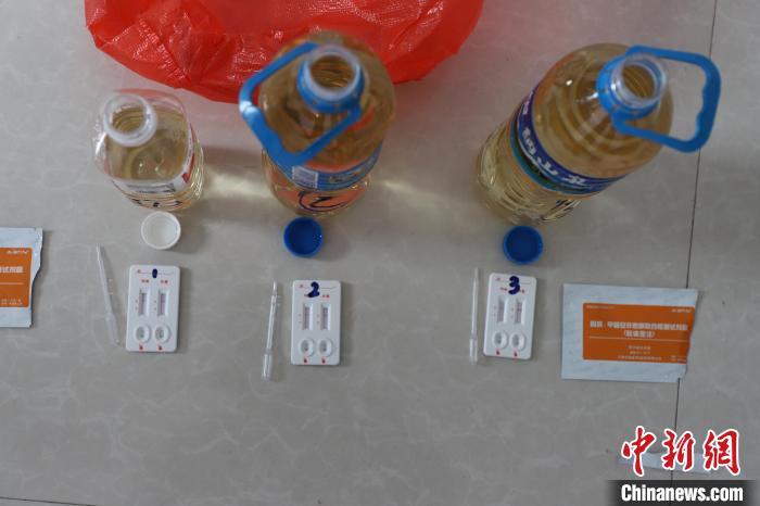 液体里藏毒 云南打洛边检站查获冰毒溶液3公斤