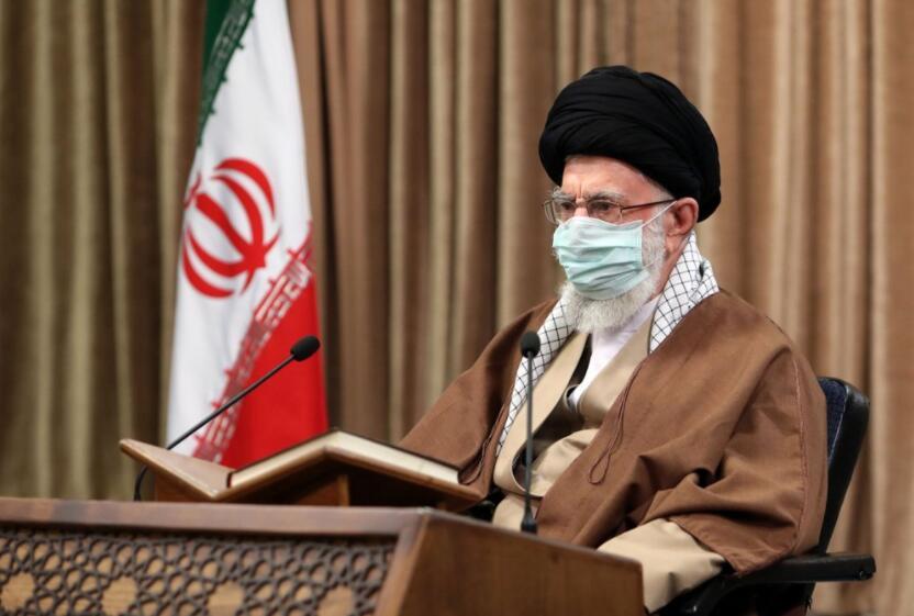 伊朗最高领袖哈梅内伊称美国应率先解除制裁
