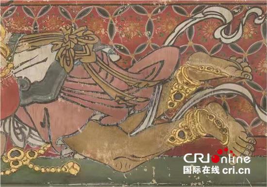 """""""小故宫""""青海瞿昙寺首次建立高清壁画档案"""