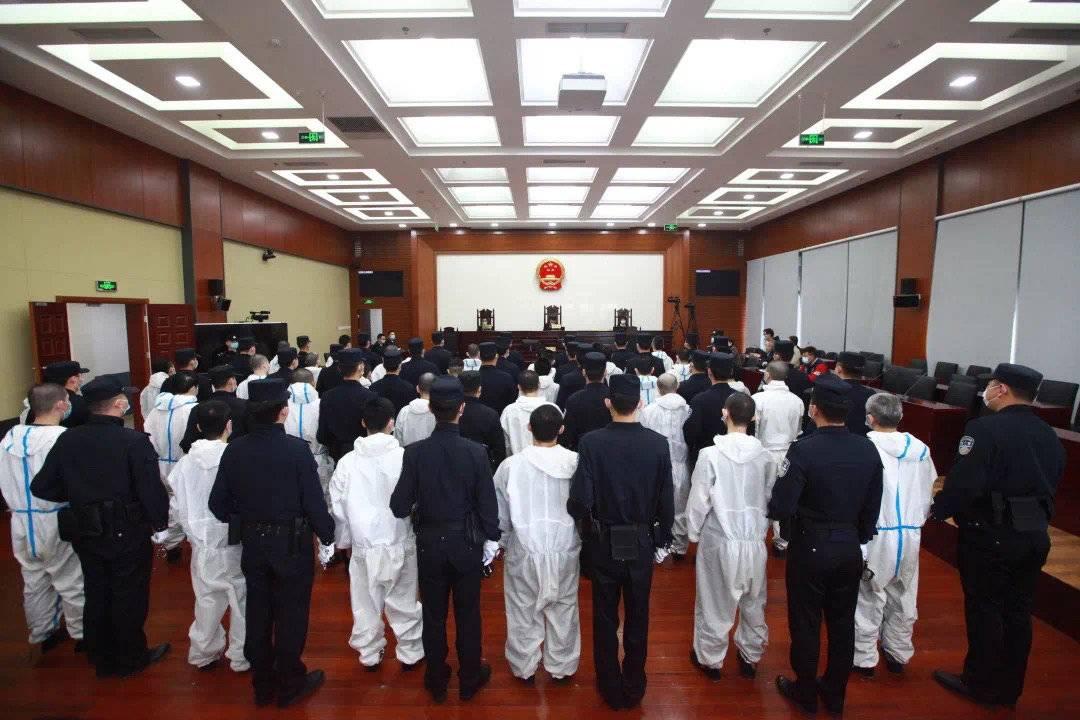 北京海淀法院:从西班牙押解回国的35人电信网络诈骗案宣判