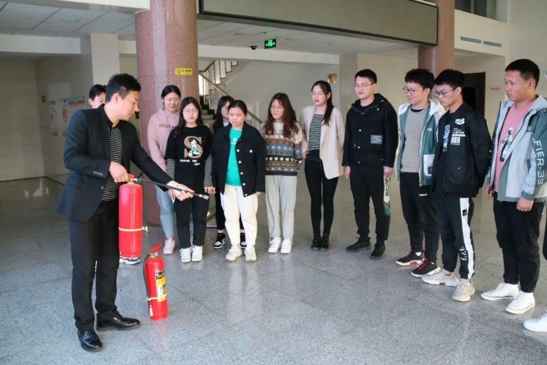 龙口市人民检察院组织开展消防安全培训