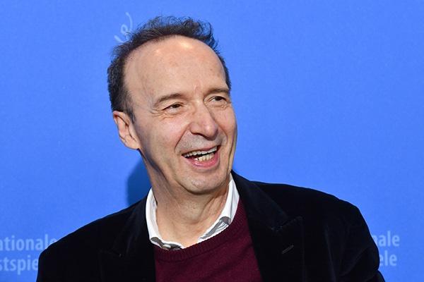 罗伯托·贝尼尼获得威尼斯电影节终身成就奖