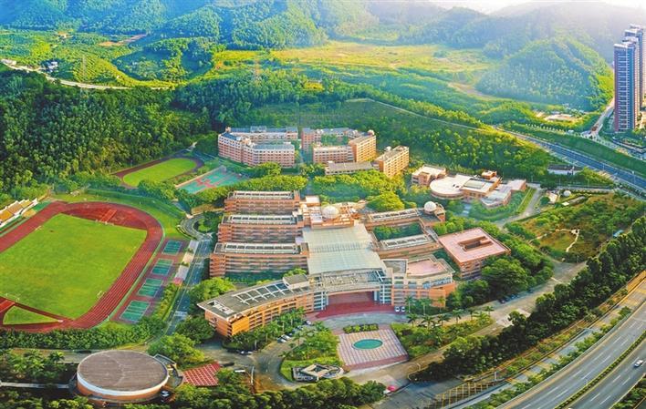 深圳市龙城高级中学:发挥龙头效应,打造深圳东部教育航母
