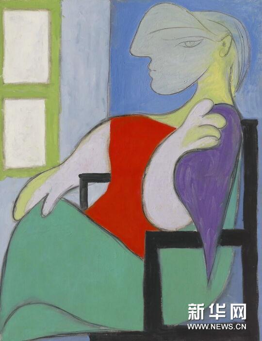 毕加索《坐在窗边的女子》将领衔佳士得纽约5月二十世纪艺术晚间拍卖