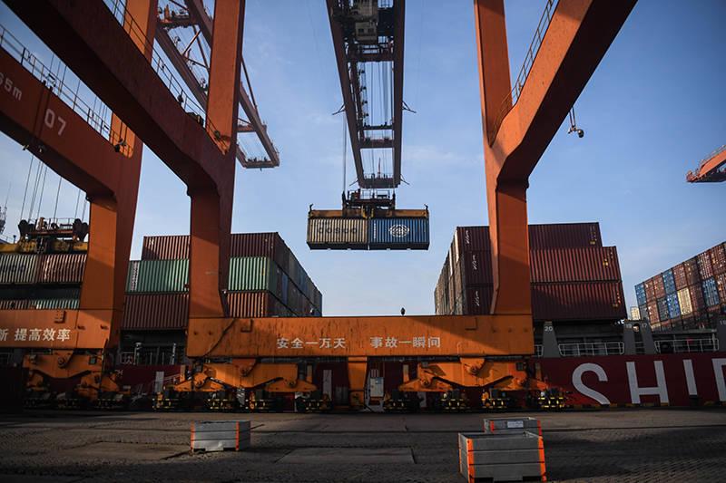 一季度北部湾港集装箱吞吐量增长36%