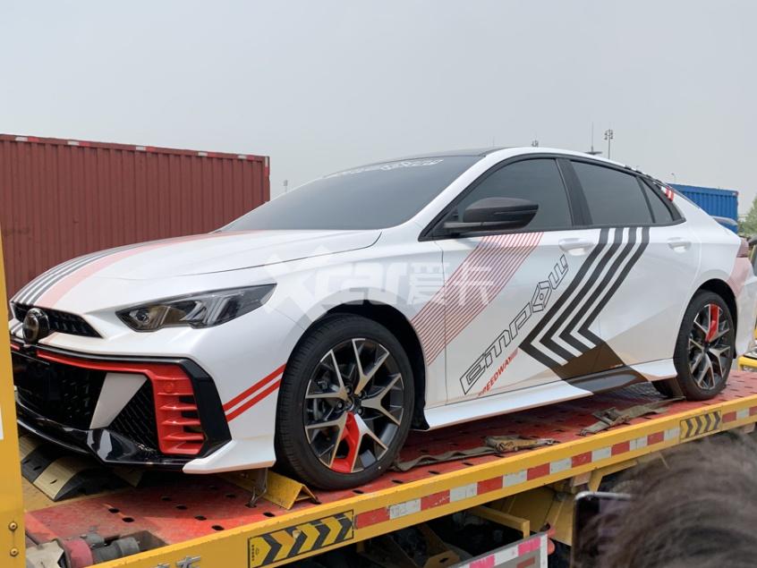 2021上海车展探馆:广汽传祺影豹抢先看