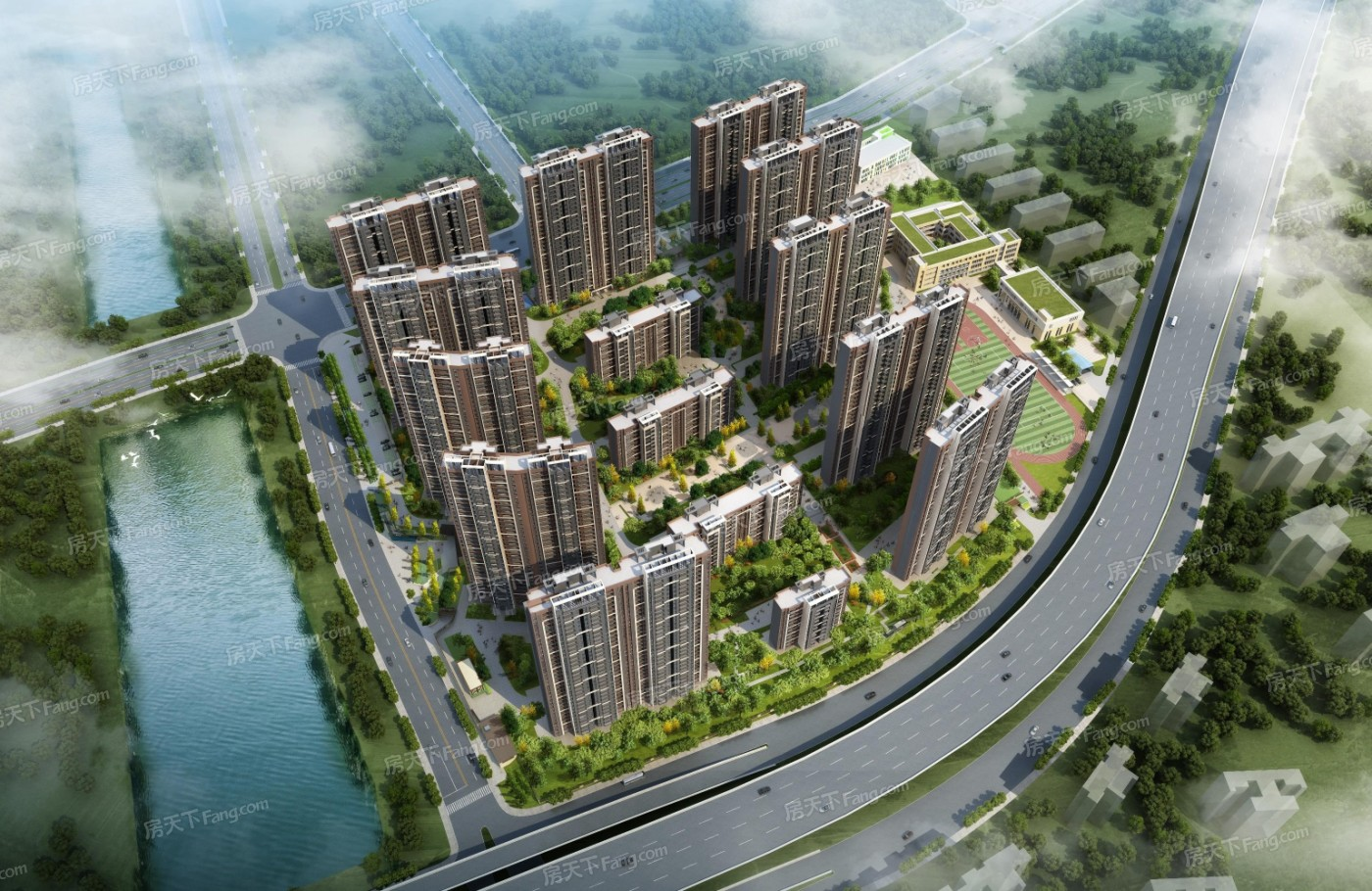 """西安3个区2021年城改棚改、安置楼建设规划曝光!又有一批人身价要""""暴涨""""!"""