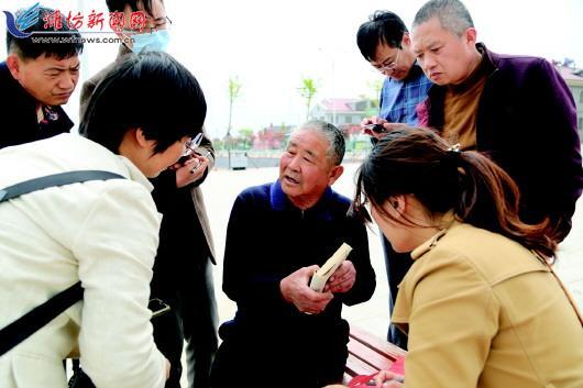 重走渤海走廊|固堤场村独立团宿营地崛起文明新村