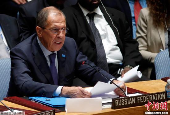 俄对等回应美制裁 称将积极评估领导人峰会提议