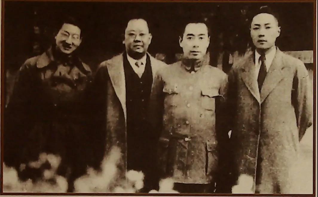 【红色婺城·百年风华】⑦:烽火岁月——周恩来三到婺城指导抗战