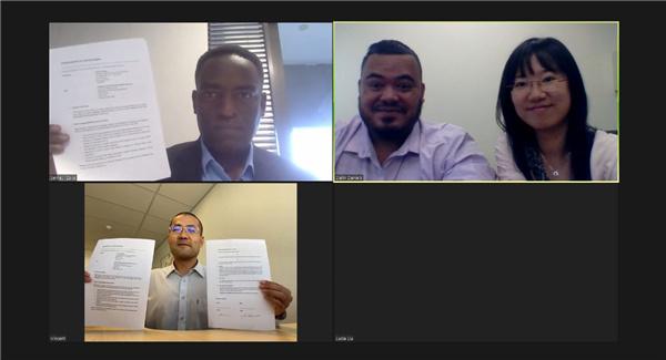 国家能源龙源南非公司与南非时代传媒集团签署战略合作谅解备忘录