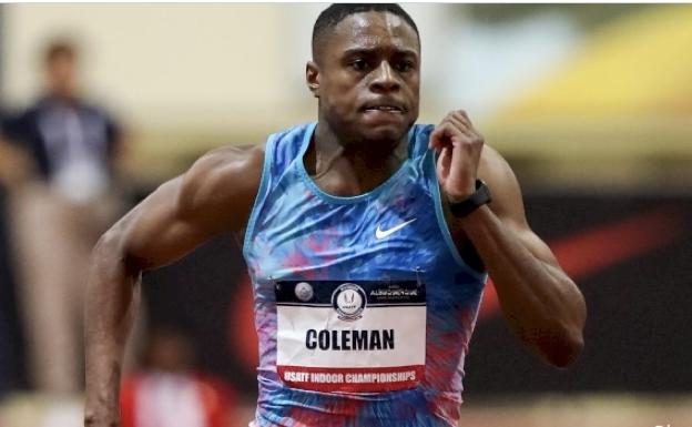 科尔曼被禁赛无缘东京奥运会,百米飞人大战还看谁?
