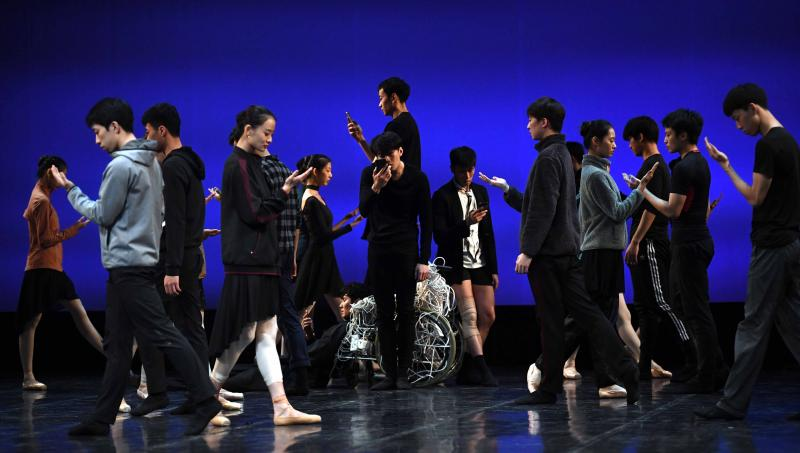 中央芭蕾舞团第十一届Workshop将演 汇集七部原创作品