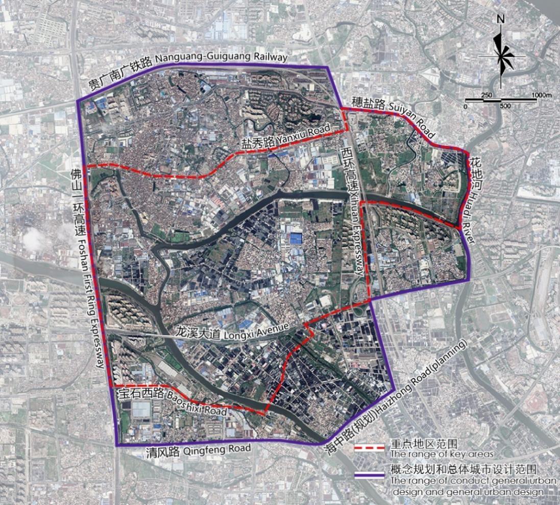 广佛湾概念规划和城市设计国际咨询资格预审结果出炉