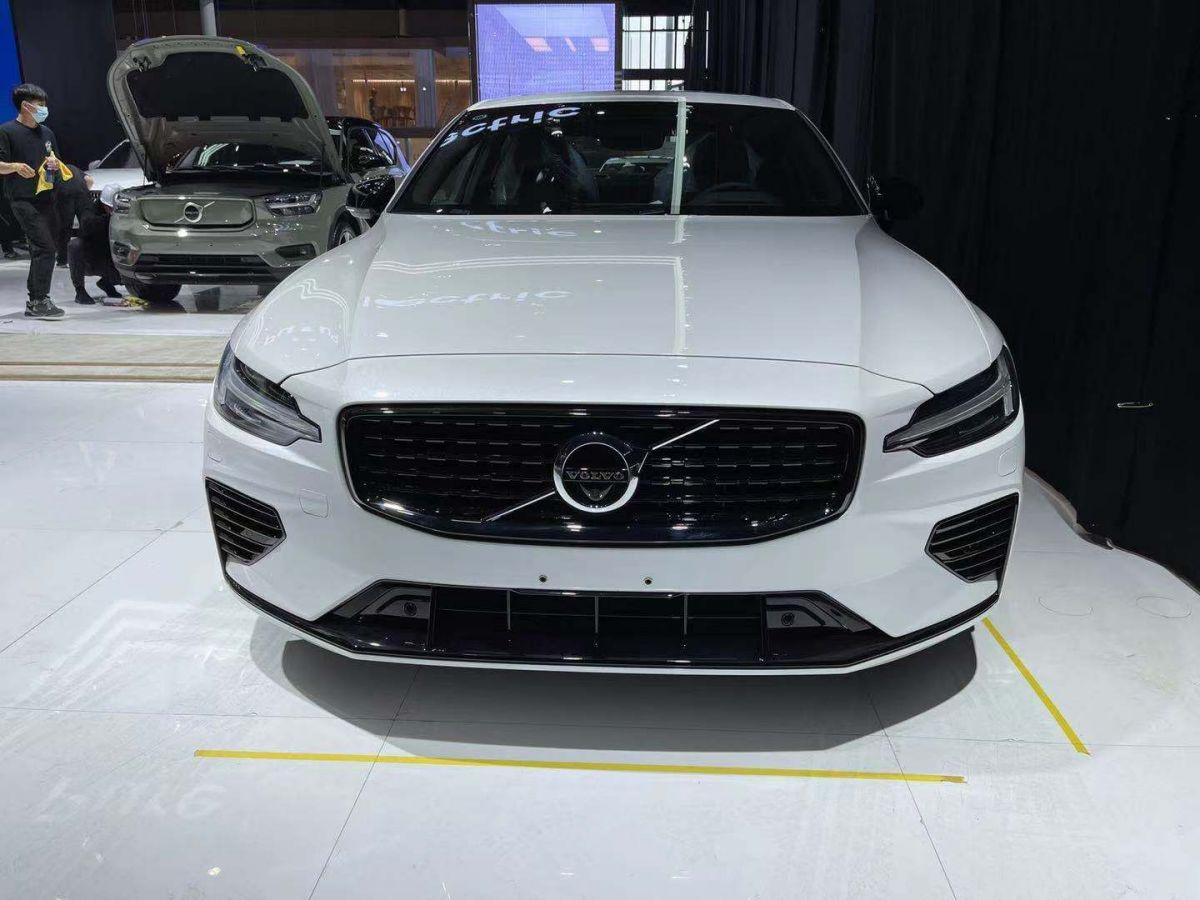 2021上海车展探馆:新款沃尔沃S60
