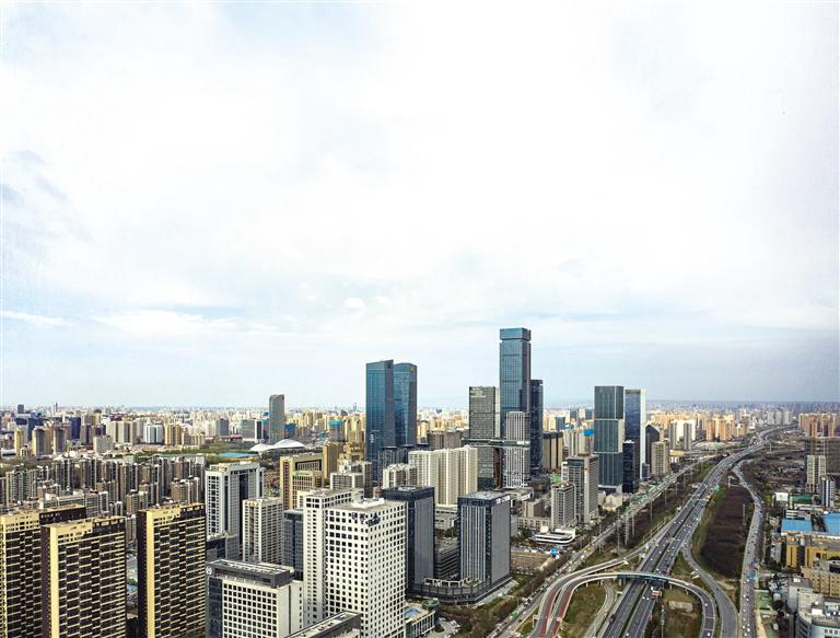 一季度陕西经济活跃度显著提升