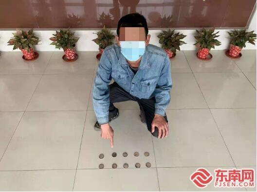 厦门一男子贩卖古钱币被查 现场缴获高仿古钱币79枚