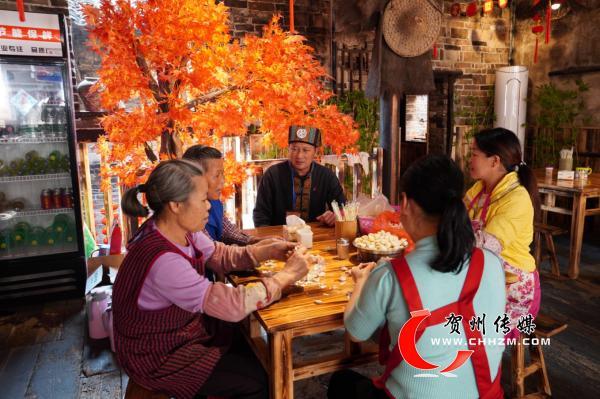 贺州市人大代表杨志魁:一心只为奔小康