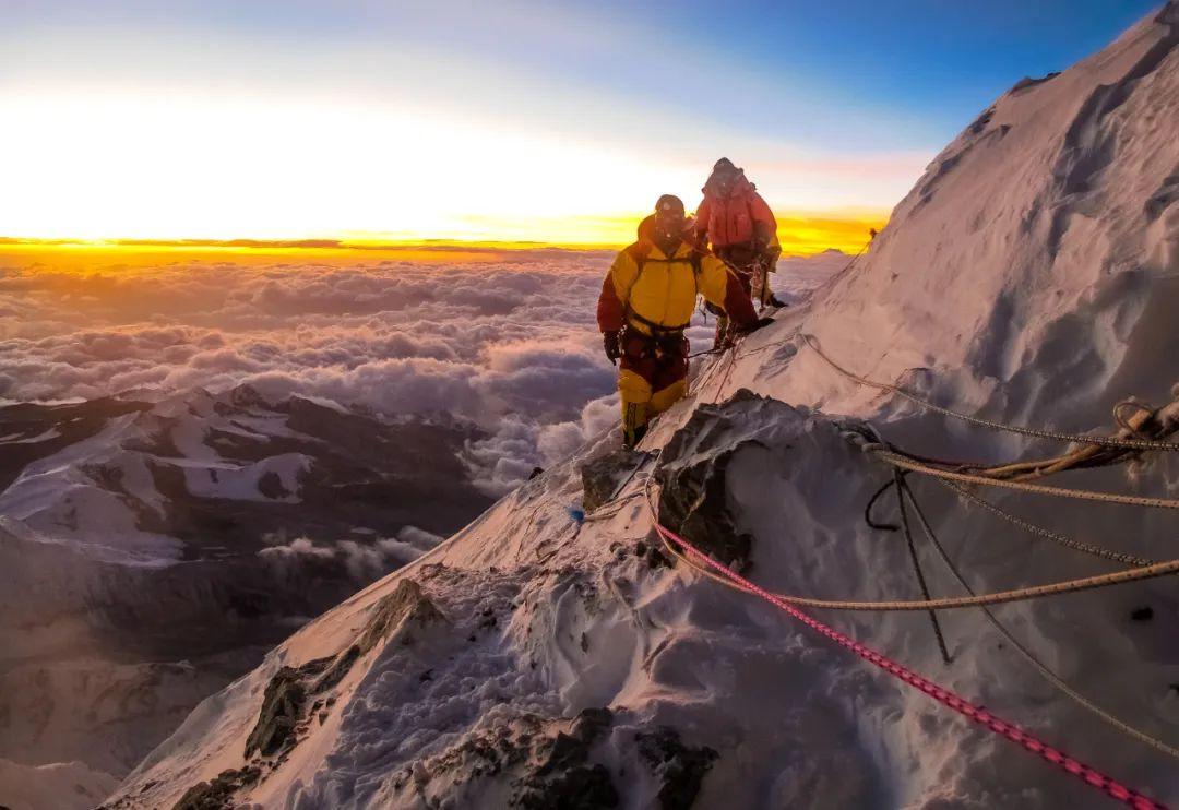 登山产业空间巨大 情怀之外更有乐趣