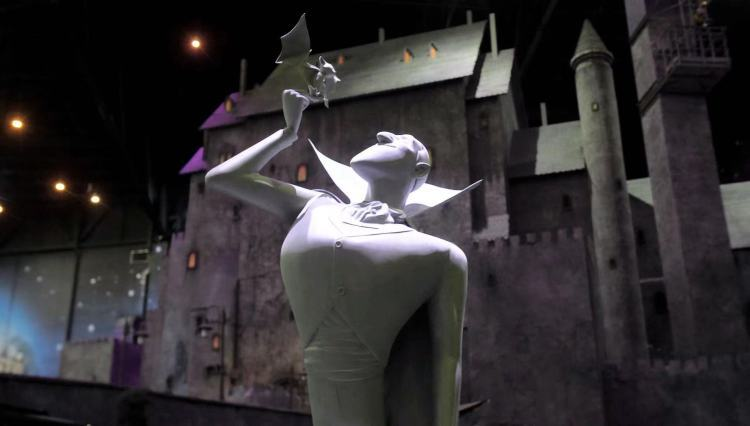 索尼影业《精灵旅社》落户莫斯科主题乐园 全方位体验喜剧冒险