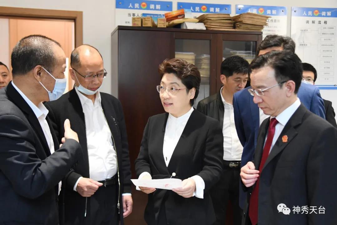 杨玲玲强调:恪守司法为民初心 坚定当好公平正义的守护者